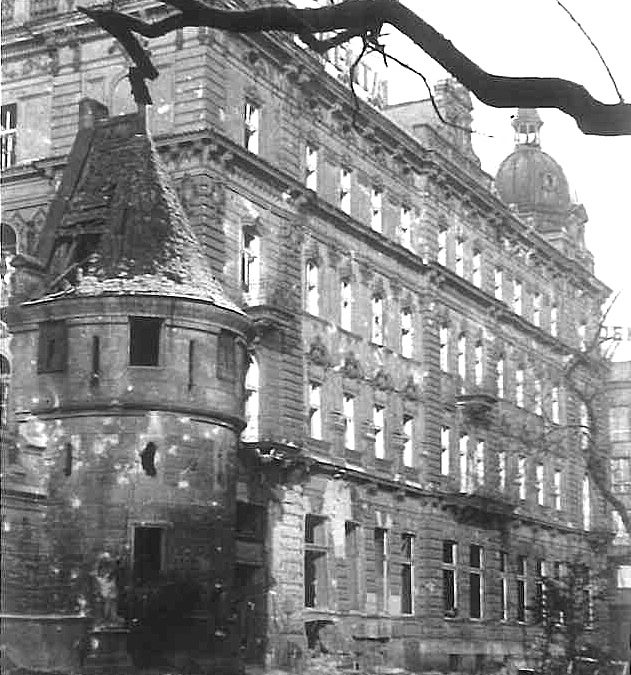 Beloved Eugenie. Alove story on ruins of the Hotel Continental