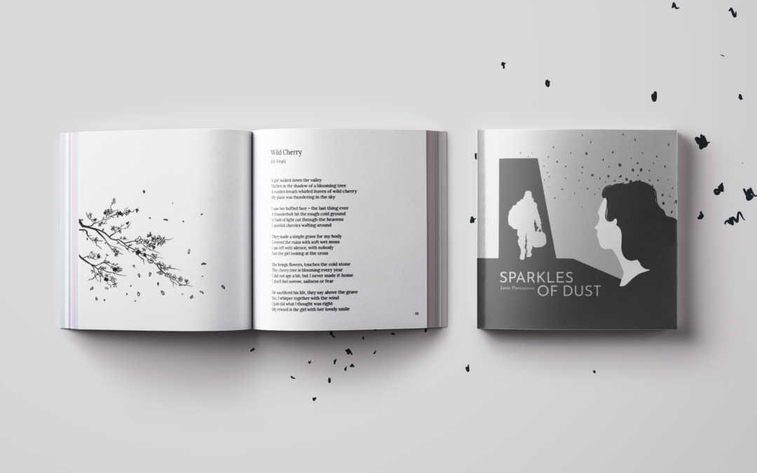 Sparkles of Dust (poems for my favorite soldier)